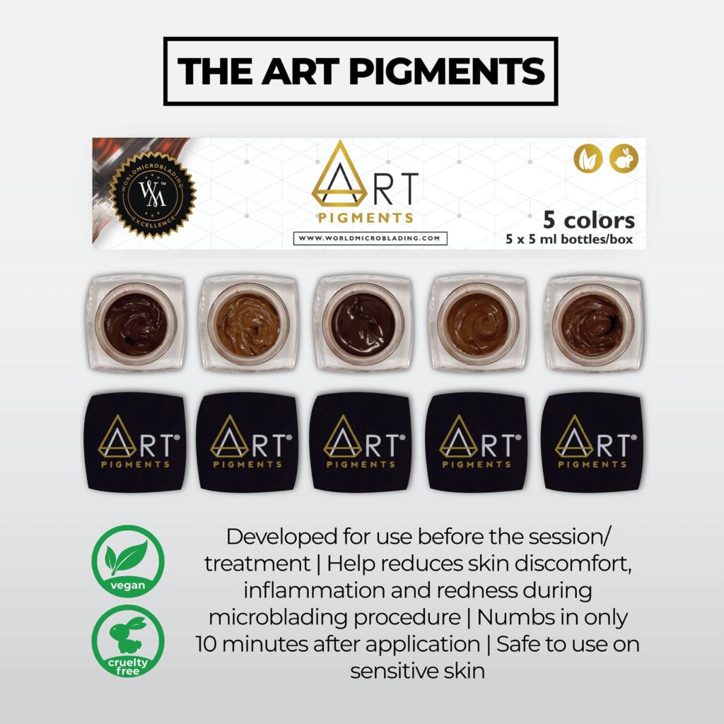 Art Pigments