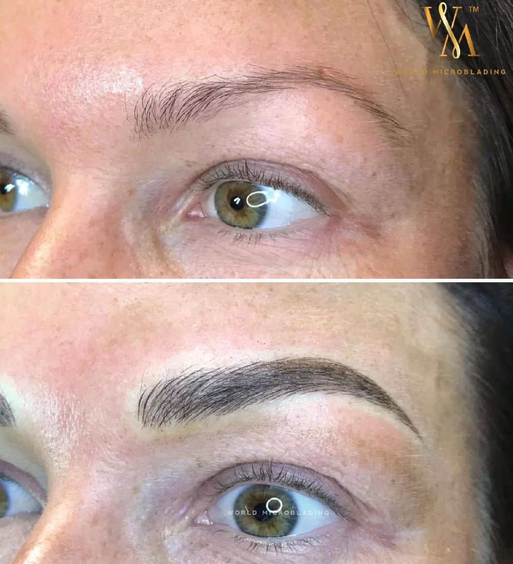 Does Microblading Affect Hair Growth World Microblading