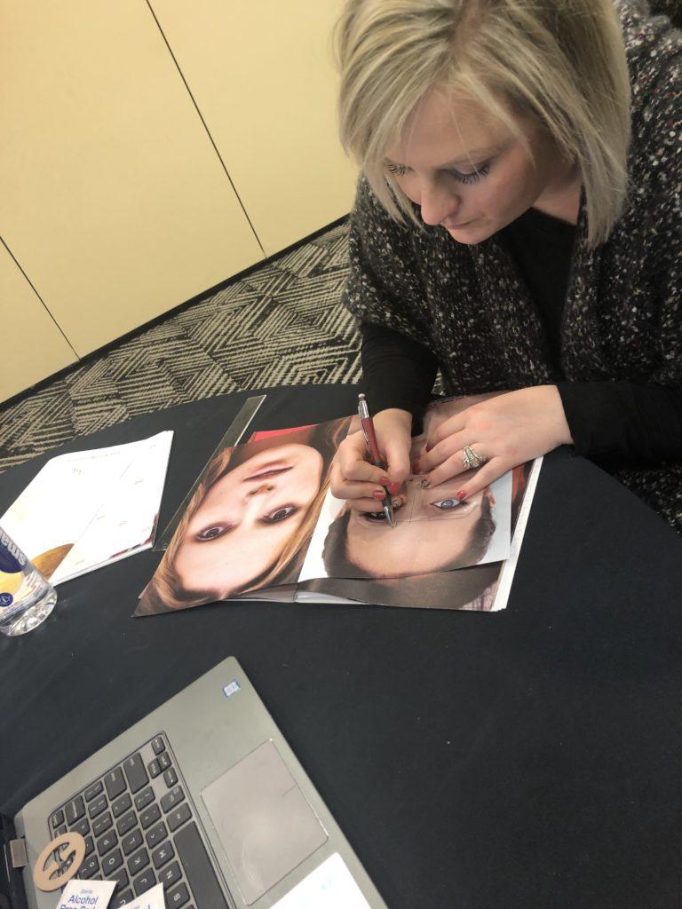 eyebrow microblading practices