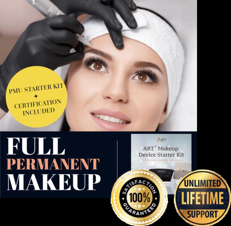 Pmu Permanent Makeup Training Courses